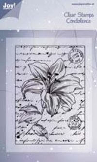 Joy! crafts - Noor! Design - Clearstamp - Lilies 2 - 6410/0059
