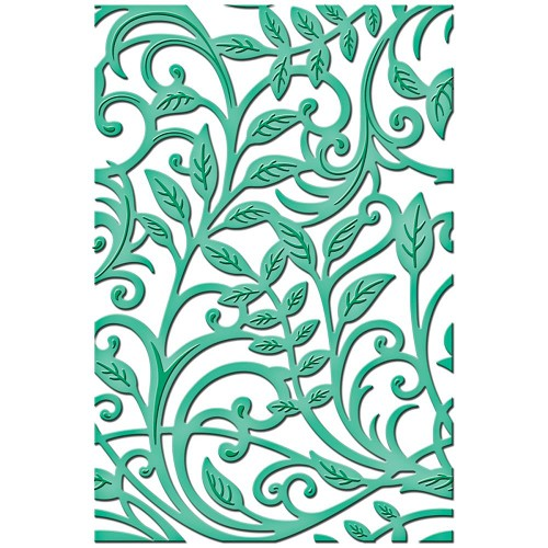 Spellbinders - Die - Shapeabilities - Botanical Swirls
