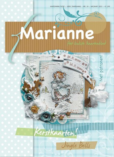 Marianne Design - Marianne Doe - Magazine No. 19 - DOE19