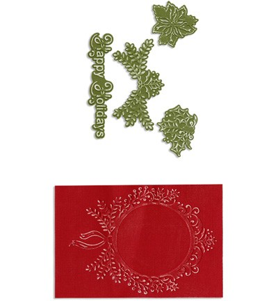 Sizzix - Die - Framelits - Ornament Set #2 - 657976