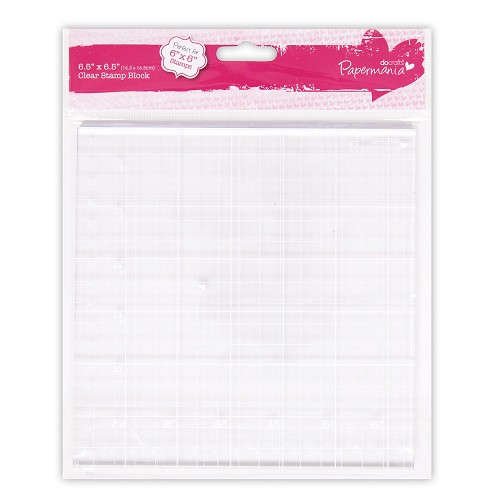 Papermania - Clear stamp blok - PMA 9031006