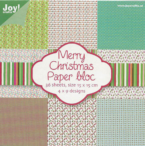 Joy! crafts - Noor! Design - Paperpack - Kerst nr. 2 - 6011/0018