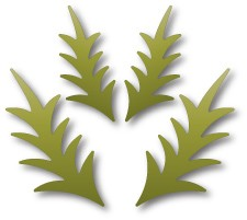 Dee`s Distinctively - Die - Stylized Sprig