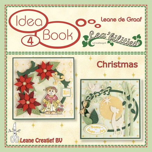 Leane Creatief - Idea Book 4 - Lea'bilities - Christmas - 90.9302