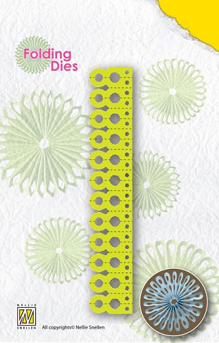 Nellie Snellen - Folding Dies - Round point