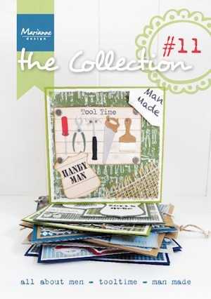 Marianne Design - The Collection - No. 11 - CAT1311