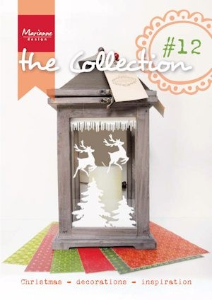 Marianne Design - The Collection - No. 12 - CAT1312