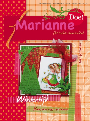 Marianne Design - Marianne Doe - Magazine No. 20 - DOE20