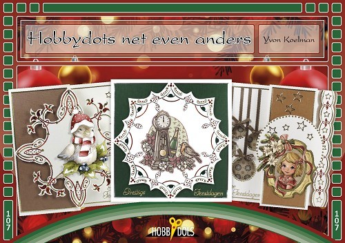 Card Deco - Hobbydols - No. 107 - Hobbydots net even anders