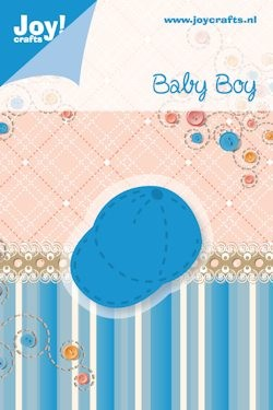 Joy! crafts - Noor! Design - Die - Baby Boy - Petje
