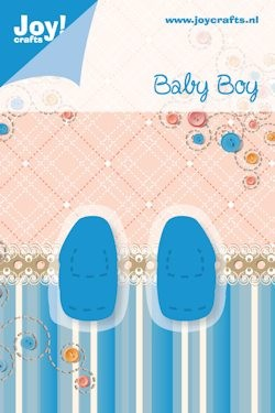 Joy! crafts - Noor! Design - Die - Baby Boy - Schoenen
