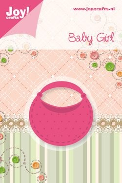 Joy! crafts - Noor! Design - Die - Baby Girl - Tasje