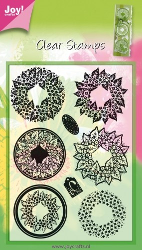 Joy! crafts - Clearstamp - Kransen - 6410/0063