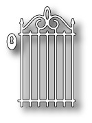 Memory box - Die - Wrought Iron Gate