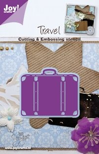 Joy! crafts - Die - Travel - Koffer