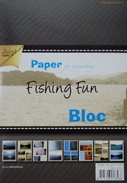 Joy! crafts - Paperpack - Fishing Fun