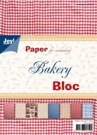 Joy! crafts - Paperpack - Bakery - 6011/0033