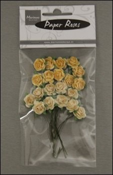 Marianne Design - Rose Bunch: Yellow - RB2213