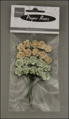 Marianne Design - Rose Bunch: Green-off white - RB2217