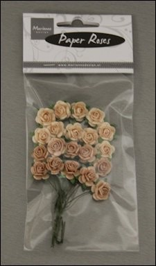 Marianne Design - Rose Bunch: Peach - RB2218