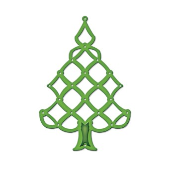 Spellbinders - Die - D-Lite - Mini Holiday Tree