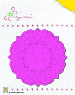 Nellie Snellen - Die - Happystitch - Christmas round 1