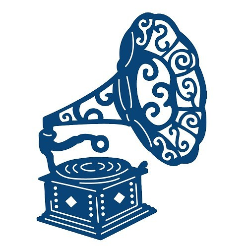 Tattered Lace - Die - Gramophone