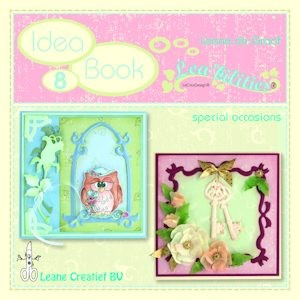 Leane Creatief - Idea Book 8 - Lea'bilities - Special Occasions - 90.9708