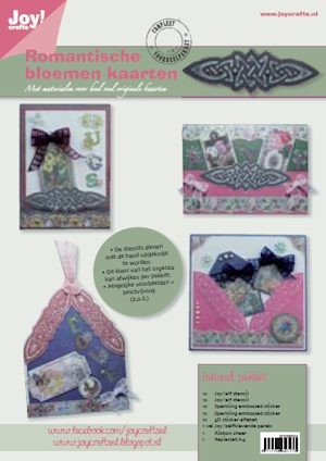 Joy! crafts - Kaartenpakket - No. 04 - 9100/0004