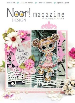 Joy! crafts - NOOR Magazine - editie januari 2014 - 9000/0100