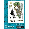 Sheena Douglass - Cling Stamp - Country Retreat