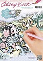 Card Deco - Coloring Book - Yvonne Creations - Smiles, Hugs and Kisses