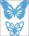 Marianne Design - Die - CreaTables - Tiny`s Butterflies 1