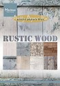 Marianne Design - Paperpack - Pretty Papers - Rustic wood