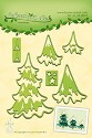 LeCreaDesign - Die - LeCrea`3-D Die - Christmas Trees