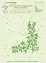 LeCreaDesign - Embossingfolder - Background - Mistletoe