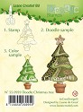 LeCreaDesign - Clearstamp - Doodle - Christmas Tree