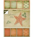 Joy! crafts - Paperpack - A5 - Christmas Bloc