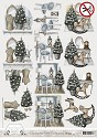 Amy Design - (3D-)stansvel - Brocante Christmas - Home Decoration - SB10052