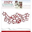 Card Deco - Yvonne Creations - Die - Cozy Christmas - Jingle Bells