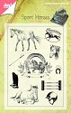 Joy! crafts - Clearstamp - Paarden