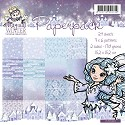 Card Deco - Yvonne Creations - Paperpack - Magical Winter