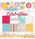 Marianne Design - Paperpack - Pretty Papers - Celebrations
