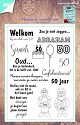 Joy! crafts - Clearstamp - Abraham en Sarah: 50 jaar