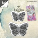 Joy! crafts - Die - 3D Butterflies