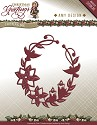 Card Deco - Amy Design - Die - Christmas Greetings - Ornament