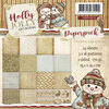 Card Deco - Yvonne Creations - Paperpack - Holly Jolly