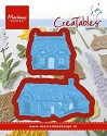 Marianne Design - Die - CreaTables - Tiny`s Cottages