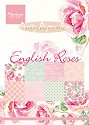 Marianne Design - Paperpack - Pretty Papers - English Roses