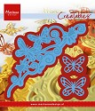 Marianne Design - Die - CreaTables - Butterfly Border